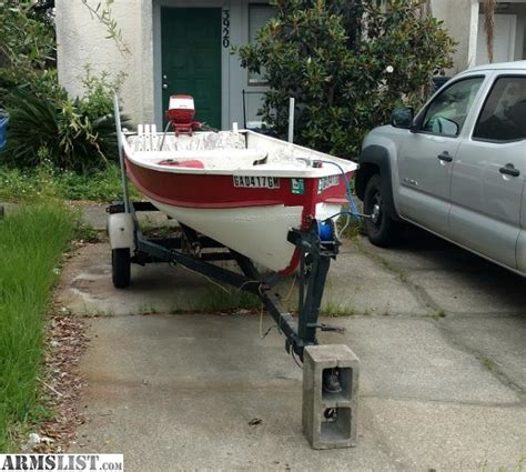 V Hull Fishing Boat For Sale by Armslist For Sale Trade 16 Aluminum Boat V Hull