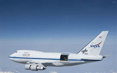 Boeing 747 Wallpapers Flight Nasa Wallpapertag Wallpaperplay