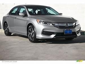 2017 Lunar Silver Metallic Honda Accord LX Sedan ...