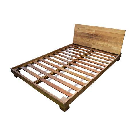 cb2 storage bed 56 cb2 cb2 dondra teak platform bed frame beds 2028