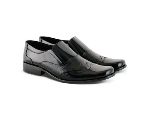 jual sepatu boot formal pria pdh pendek pria pdh pendek cowok pdh kulit asli pdh pendek