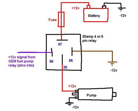 Fuel Pump Electric Diagram Rennlist Porsche Discussion