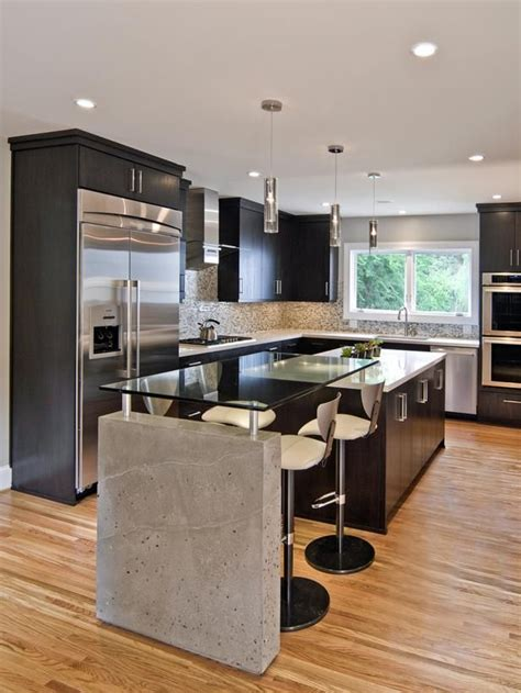pub cuisine mobalpa sleek contemporary kitchen gardens countertops and