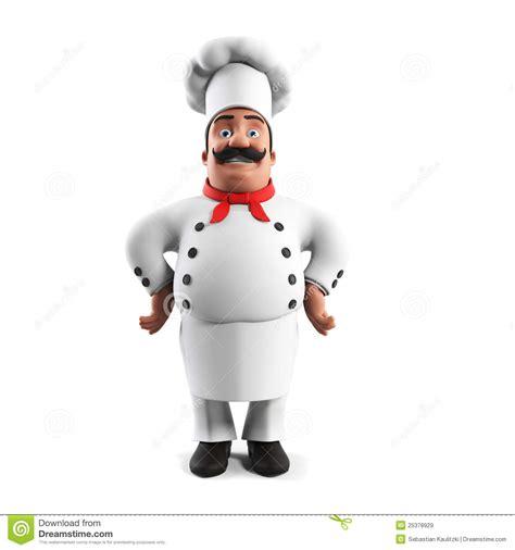 cuisine de a z chef chef drôle de cuisine images libres de droits image