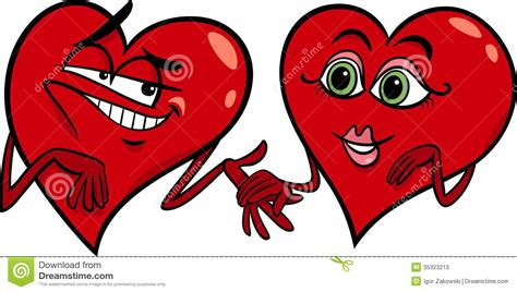 Cartoon Hearts Pictures Image Group (69