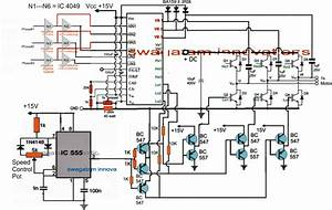 Universal Esc Circuit For Bldc And Alternator Motors