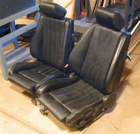 Bmw E30 Seats by More E30 Recaro Seats For Sale Not Ripped Or Damaged