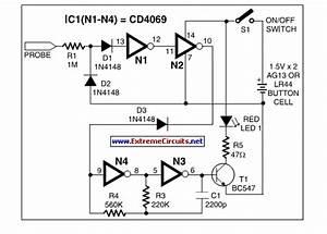 Invisible Broken Wire Detector
