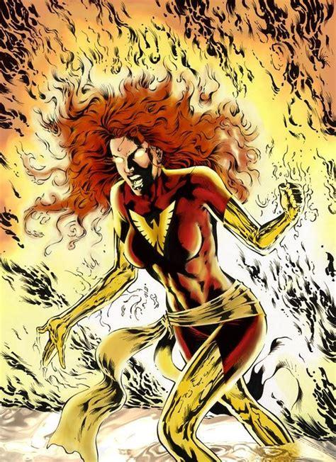 Dark Phoenix Vs. Heralds of Galactus - Battles - Comic Vine