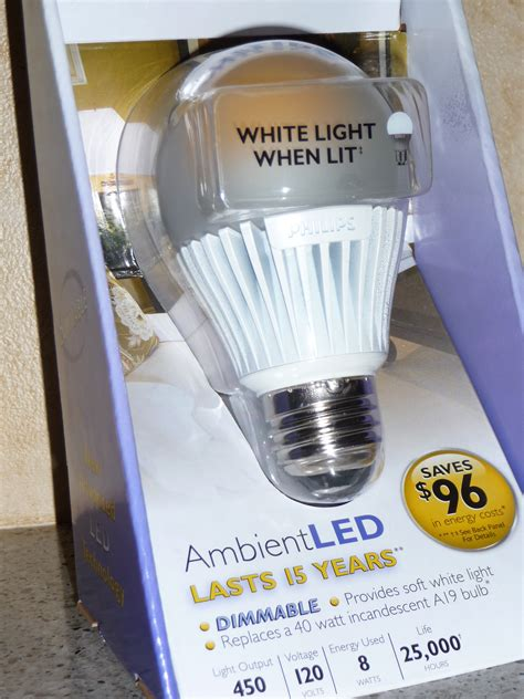 smart bulbs review of philips ambient led bulb