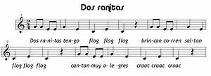 torblan s blog Blog Archive Cancionero Infantil y Primaria: Dos Ranitas Tengo