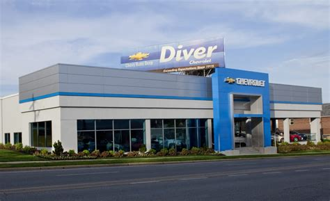 diver chevrolet    reviews car dealers