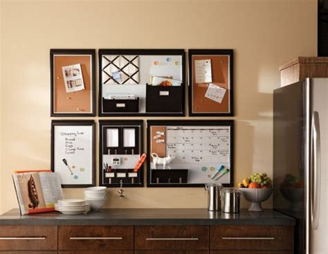 How To Organize Your Family Command Center  Tracy Lynn Studio
