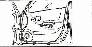On Hyundai 2002 Accent Cannot Remove The Door Panel Though