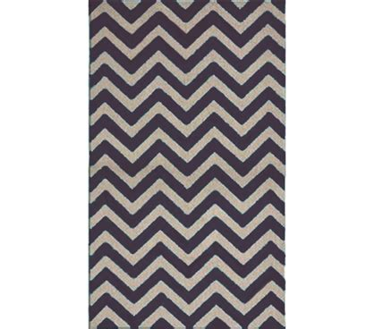 Gc X5900 Silver Blue arctic chevron rug black and silver rug for