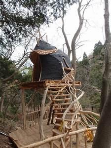 Tsunami Designs Matsushima Tree House Japanese Project E Architect