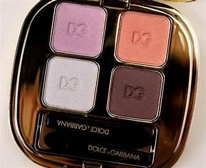 Dolce Gabbana Jewels 142 Eyeshadow Quad Review Photos