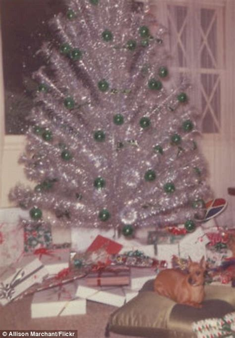 wishing you a very retro christmas real candles in the 1900s a tinsel takeover in the 39 50s and