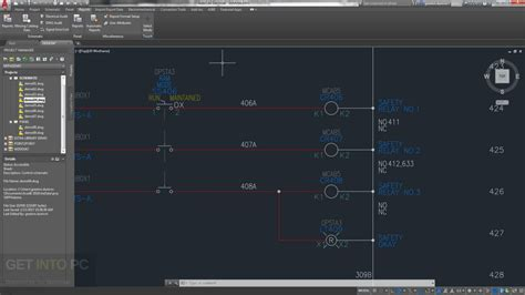 Electrical Single Line Diagram Symbols Cad