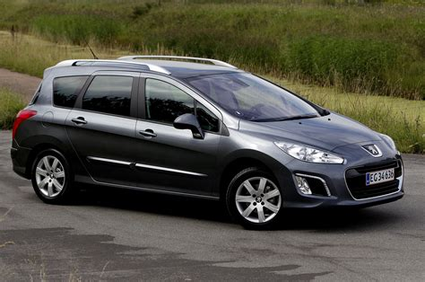 Peugeot 308 Wagon by 308 Wagon 1st Generation Facelift 308 Peugeot