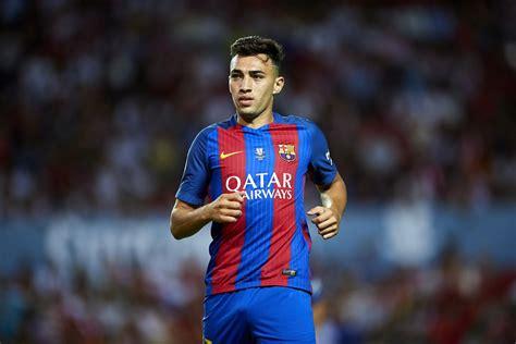 report barcelona celta vigo agree loan deal  munir el