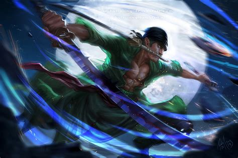Zoro One Piece Wallpapers ·①