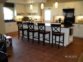 kitchen island with bar seating stools for kitchen islands