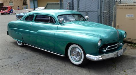 More Hot Rods & Custom Cars In California