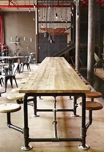 Esszimmertisch Mit 6 Stühlen : industrial design m bel f r mehr stil in ihrem wohnraum ~ Eleganceandgraceweddings.com Haus und Dekorationen