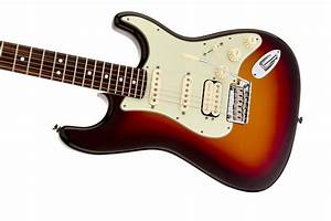 Fender American Deluxe Stratocaster Plus Hss Electric