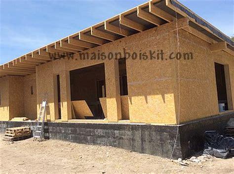 autoconstruction maison en bois cordes photos de chantier de maison en bois en kit