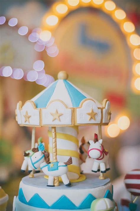 birthday party ideas for popsugar take a carousel ride with this birthday party theme