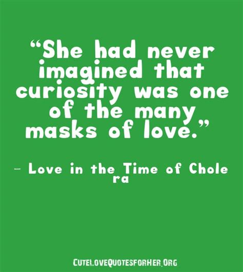 quotes  love   time  cholera