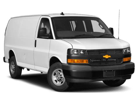 2019 Chevrolet Express by New 2019 Chevrolet Express 2500 Work 3d Cargo In