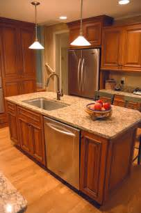 kitchen island with sink and dishwasher and seating how to design a kitchen island that works