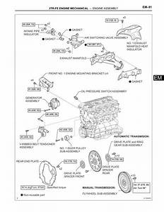 Replacing Alternator On An  U0026 39 06 4l Engine