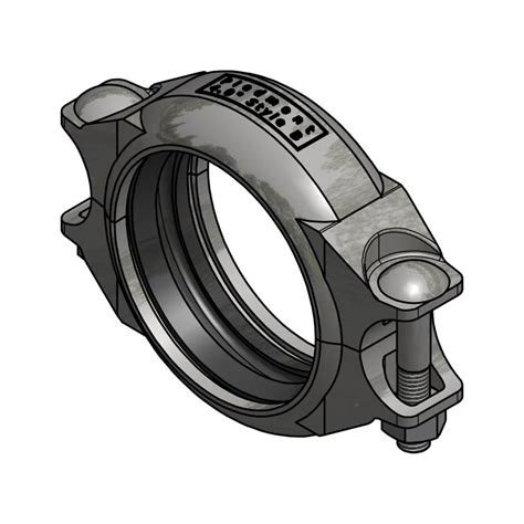 victaulic style b coupling 6 0 inch 600 psi 316 stainless steel