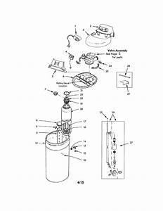 Looking For Kenmore Model 625383500 Water Softener Repair
