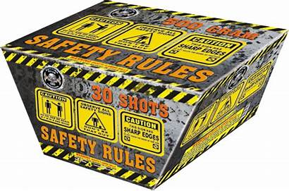 Rules Safety Fireworks Usa Aerial Cakes Edge