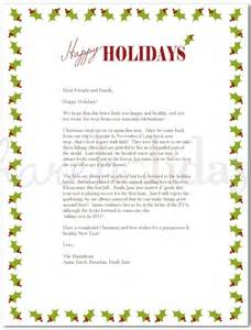 best photos of family annual letter exles letter exles letter from