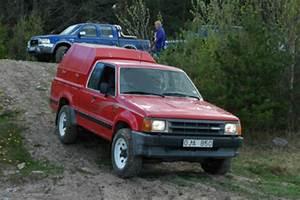 Mazda Bravo Drifter 1998