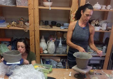 why handmade ceramics are white the new york times pottery painting nyc mafiamedia