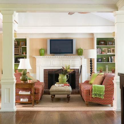 Decorating Ideas For Family Room by 15 Comfortable Family Rooms Midwest Living
