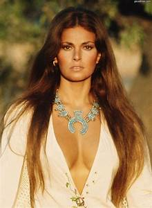 Celebrity Lookalike: Raquel Welch | Rainforest Goddess ...