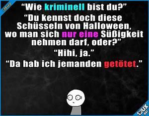 Gruselige Halloween Sprüche : das kam unerwartet o o nurspa witze humor halloween spr che eskaliert lachen ~ Frokenaadalensverden.com Haus und Dekorationen