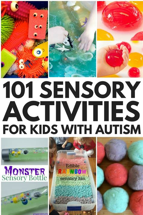 sensory activities for preschoolers with autism sensory play 101 sensory activities for with autism 567