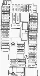 Mercedes Gl Fuse Diagram
