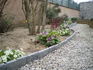 Bordure Beton Jardin : bordure de jardin beton pas cher wasuk ~ Premium-room.com Idées de Décoration