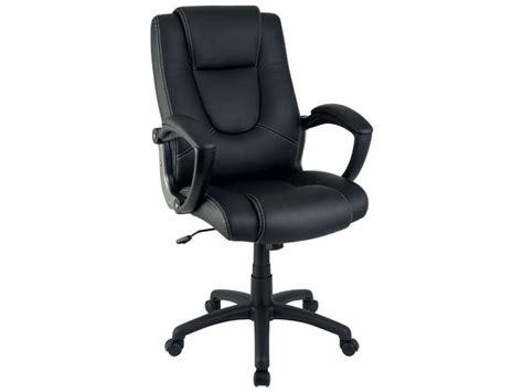 conforama fauteuil de bureau fauteuil de bureau sam coloris noir vente de fauteuil de