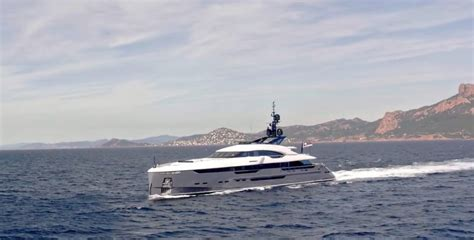Utopia Yacht by Rossinavi Delivers 63m Superyacht Utopia Iv